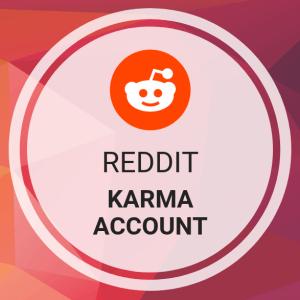 Buy Reddit Karma Account