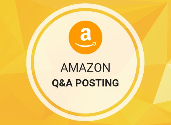 Buy Amazon Q&A Posting