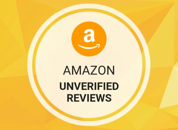 Buy Amazon Unverified Reviews