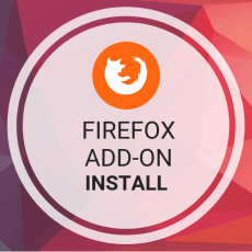 Buy Firefox Add-on Install