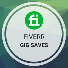Buy Fiverr Gig Saves