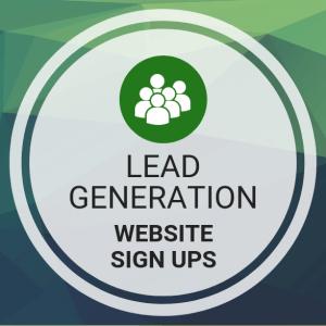Buy Lead Generation Website Visits