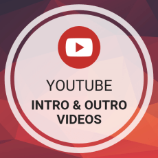 Buy YouTube Intro & Outro Videos