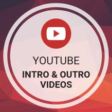 Buy YouTube Intro & Outro Videos