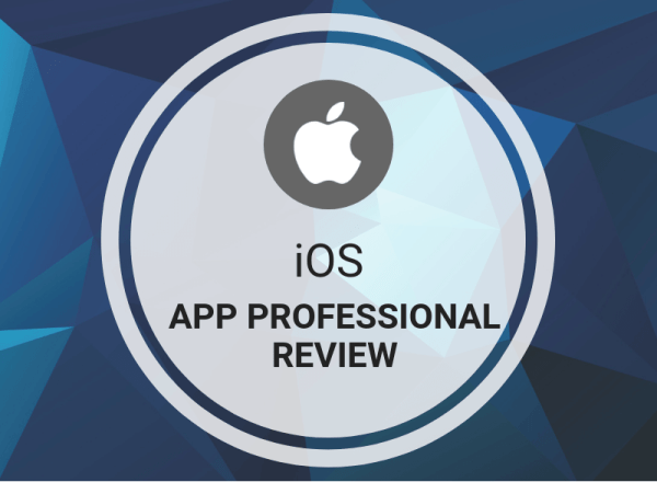 Buy iOS App Professional Review