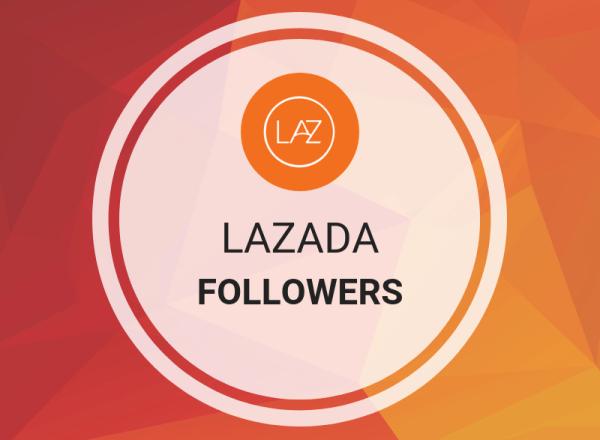Buy Lazada Followers