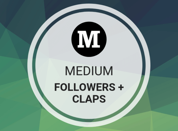 Buy Medium Followers + Claps