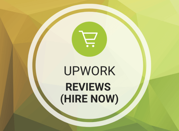 Buy Upwork Reviews (Hire Now)