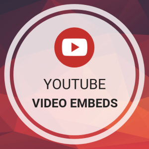 Buy YouTube Video Embeds