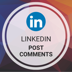Buy LinkedIn Post Comments