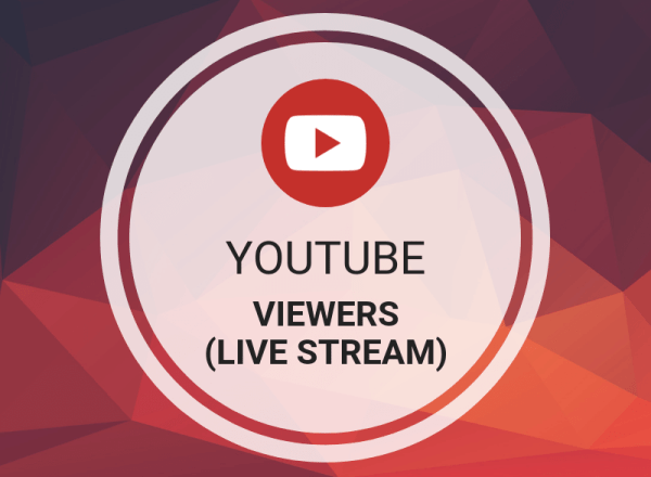 Buy YouTube Viewers (Live Stream)
