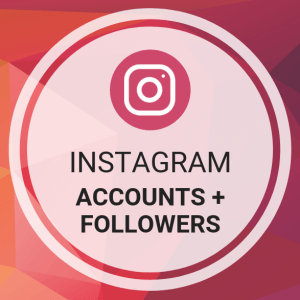 Buy Instagram Accounts + Followers