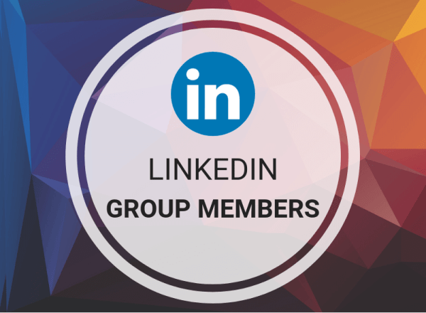 Buy LinkedIn Group Members