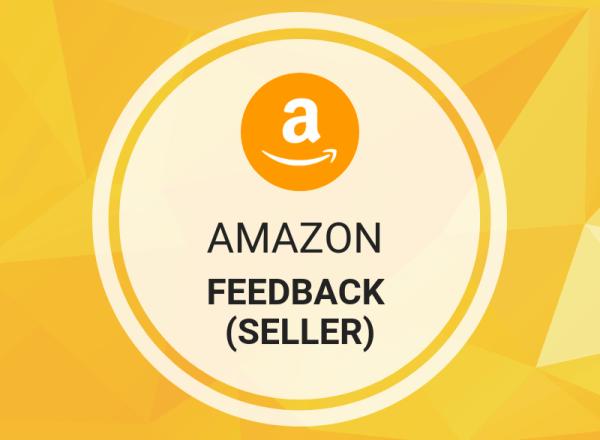 Buy Amazon Feedback (Seller)
