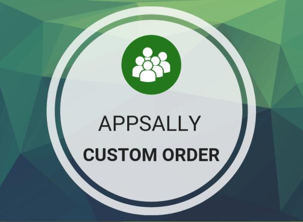 Buy Custom Order