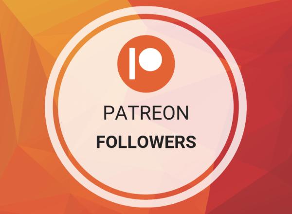 Buy Patreon Followers