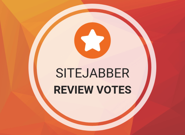 Buy Sitejabber Review Votes