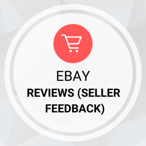Buy eBay Reviews (Seller Feedback)