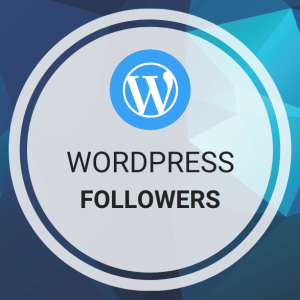 Buy WordPress Followers