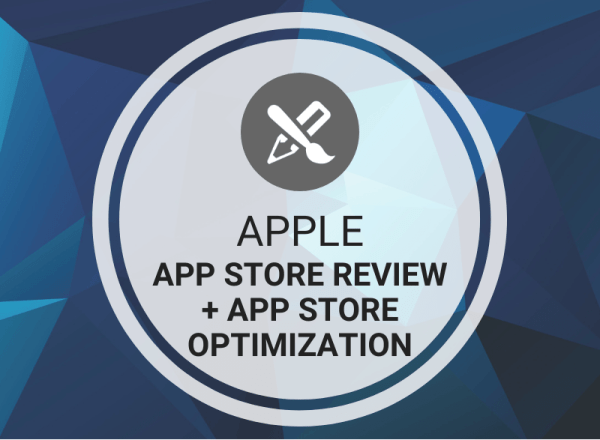 Buy Apple App Store Review + App Store Optimization