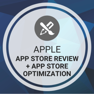 Buy Apple App Store Review + App Store Optimization