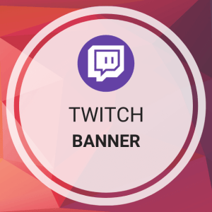 Buy Twitch Banner