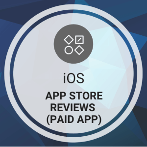 Buy App Store Reviews (Paid App)