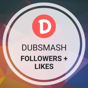 Buy Dubsmash Followers + Likes