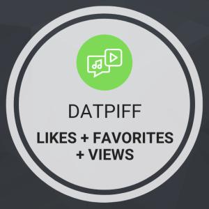 Buy Datpiff Likes + Favorites + Views