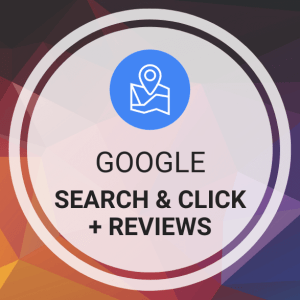 Buy Google Search Click + Reviews