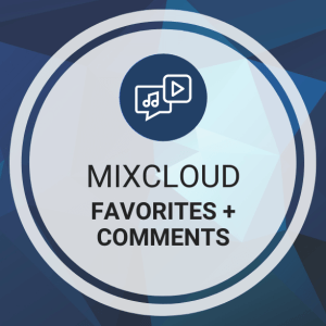 Buy Mixcloud Favorites + Comments