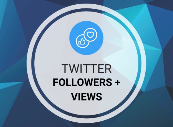 Buy Twitter Followers + Views