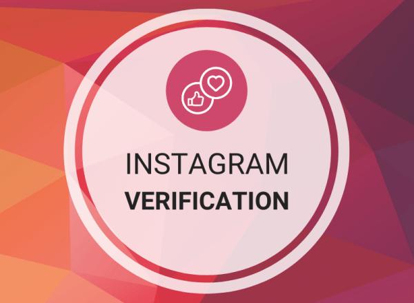 Buy Instagram Verification (Blue Verified Badge)