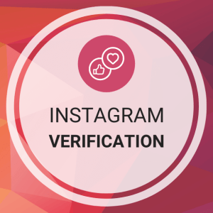 Buy Instagram Verification (Blue Verified Badge)