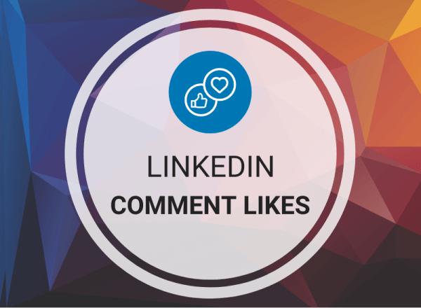 Buy LinkedIn Comment Likes