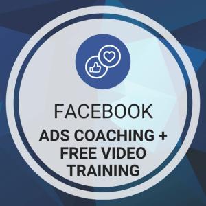 Buy Facebook Ads Coaching + Free Video Training