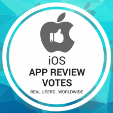 iOS App Review Votes