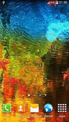 Falling Leaves Live Wallpaper Apk Download Oil Painting Live Wallpaper Apk Download For Android