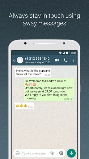 Download WhatsApp Business for free  APK Download for Android