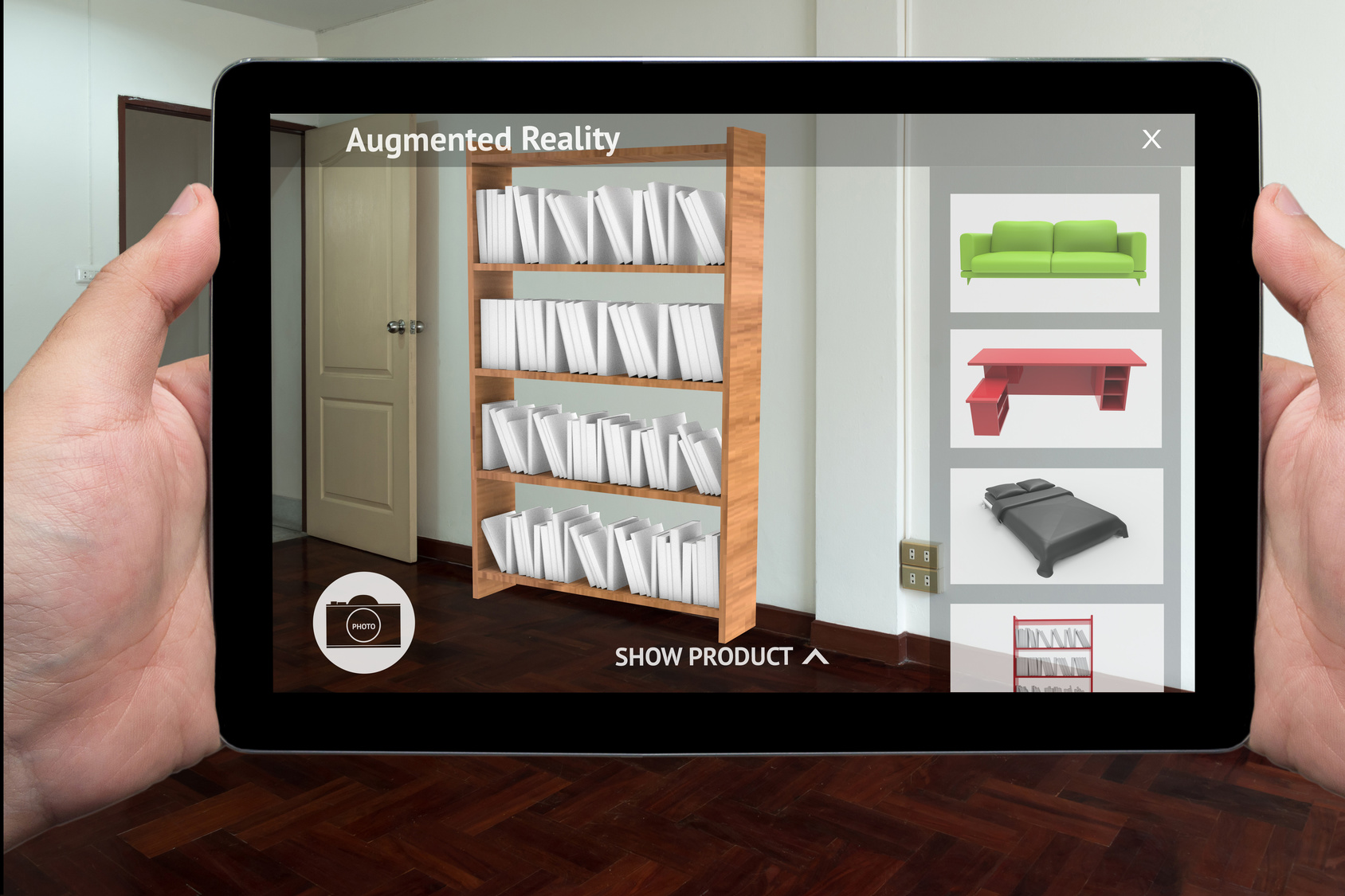 Augmented und Virtual Reality  APPSCALE