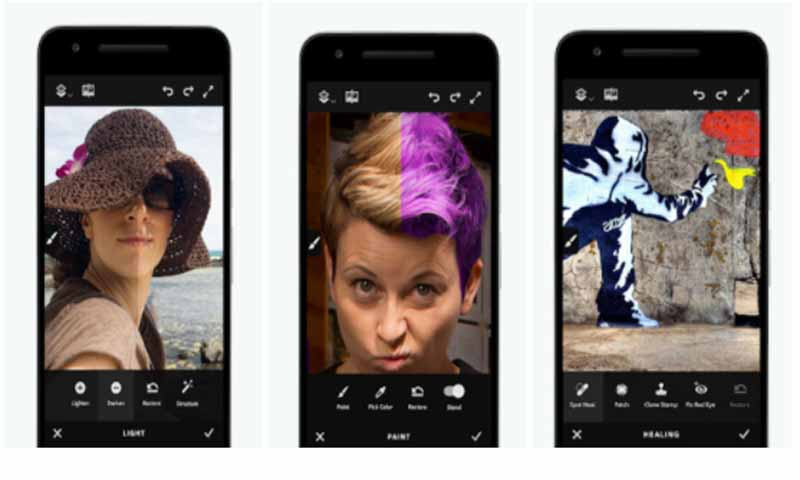 photo editing apps for ios