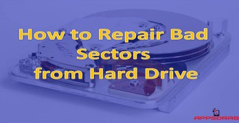 How to Fix Bad Sectors on Hard Drive
