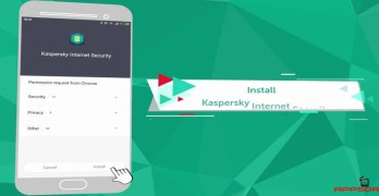 How to Download Kaspersky  Antivirus Free for Android
