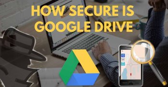 Is Your Private Data Safe on Google Drive?