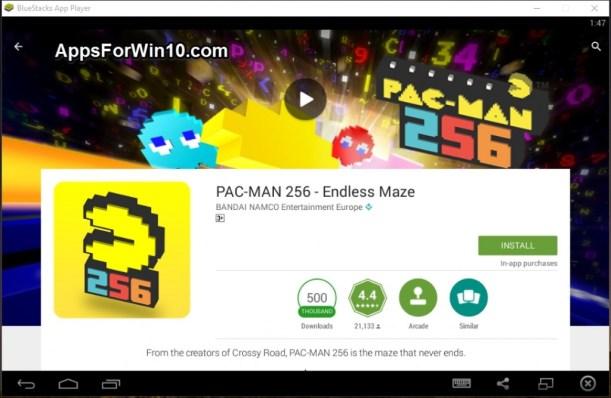 Pac_Man 256 Endless maze for PC 1