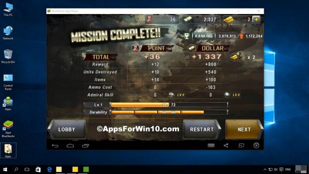Warship Battle 3D World War II For Win 10 1