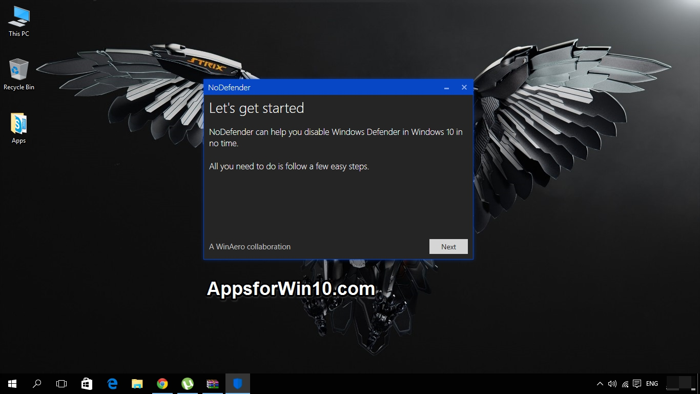 how to permanently delete apps on windows 10