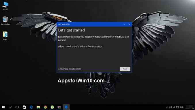 Windows_Defender_Permanent_Disable