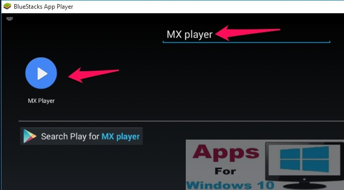 MX Player for PC Windows 10 | Apps For Windows 10