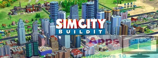 sim city for windows 10